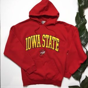 Iowa State University Cyclones Embroidered Hoodie